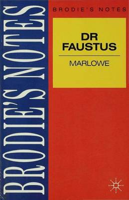Marlowe: Dr. Faustus by W.S. Bunnell
