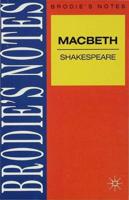 Shakespeare: Macbeth by Norman T. Carrington