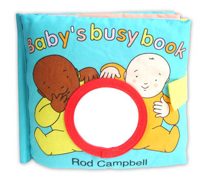 Baby's Busy Book by Rod Campbell