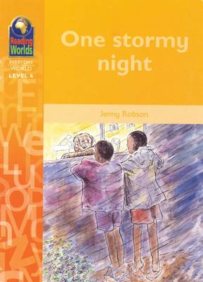 One Stormy Night by J. Robson