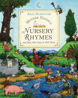 Mother Goose's Nursery Rhymes by Alison Green