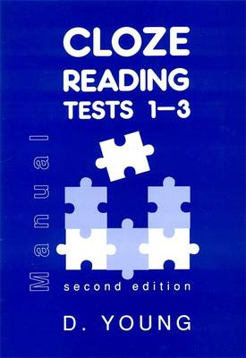 Cloze Reading Tests Specimen Set by Dennis Young