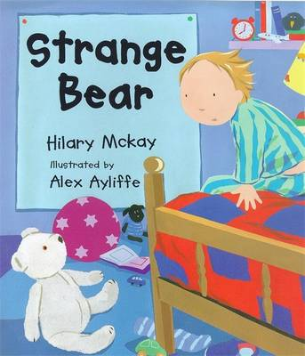 Strange Bear by Hilary McKay