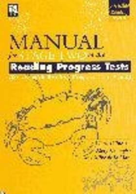 Reading Progress Tests, Stage Two Manual Manual by Mary Crumpler, Denis Vincent