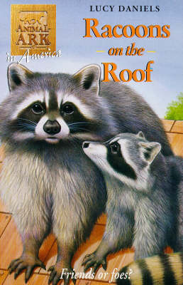 Racoons on the Roof by Lucy Daniels