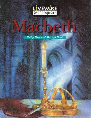 Shakespeare Graphics: Macbeth by Phil Page, Marilyn Pettit