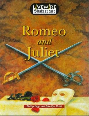 Shakespeare Graphics: Romeo & Juliet by Phil Page, Marilyn Pettit
