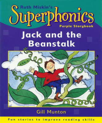 Jack and the Beanstalk by Gill Munton
