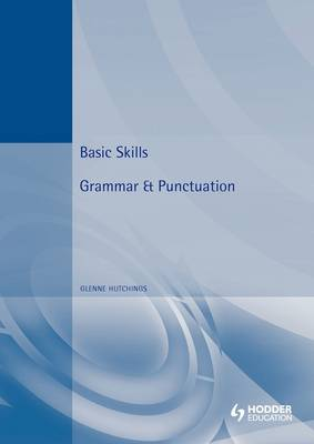 Grammar and Punctuation by Glenne Hutchings