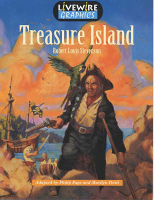 Treasure Island Pupil's Book by Robert Louis Stevenson