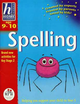 Spelling by Rhona Whiteford