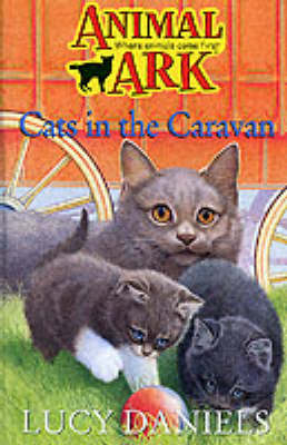 Cats in the Caravan by Lucy Daniels