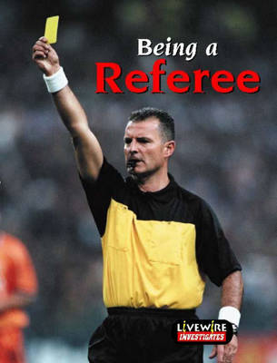 Being a Referee by Andy Croft