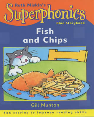 Fish and Chips by Gill Munton