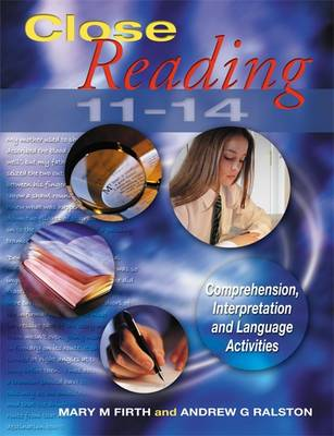 Close Reading 11-14 by Mary M. Firth, Andrew G. Ralston