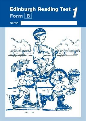 Edinburgh Reading Test (ERT) 1 Form B Pk10 A Series of Diagnostic Teaching AIDS by Educational Assessment Unit University of Edinburgh