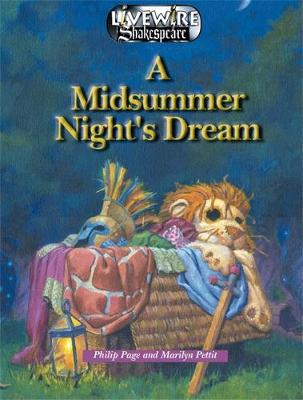 Shakespeare Graphics: A Midsummer Night's Dream by Phil Page, William Shakespeare, Marilyn Pettit
