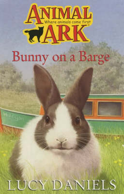 Bunny on a Barge by Lucy Daniels