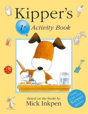 Kipper Activity by Mick Inkpen