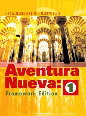 Aventura Nueva 1: Pupil's Book by Martyn Ellis, Rosa Martin
