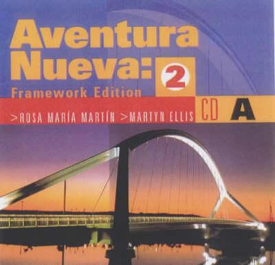 Aventura Nueva 2 by Martyn Ellis, Rosa Maria Martin