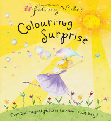 Colouring Surprise by Emma Thomson
