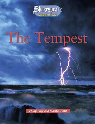 Shakespeare Graphics the Tempest by Philip Page, Marilyn Petit