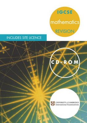 IGCSE Mathematics Revision CD-Rom Network Version by