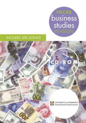 IGCSE Business Studies Revision CD-Rom Network Version by