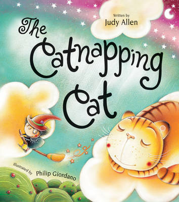 The Catnapping Cat by Judy Allen