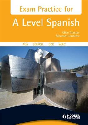 Ponte a Punto! A-level Spanish Assessment Pack by Maureen Landivar, Mike Thacker