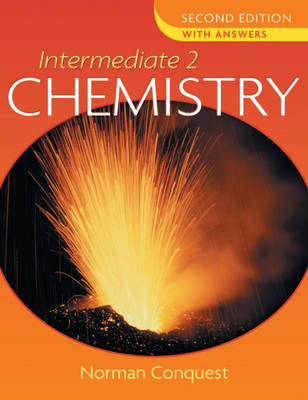 Intermediate Chemistry With Answers With Answers by Norman Conquest
