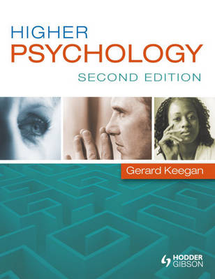 Higher Psychology by Gerard Keegan