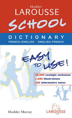School French Dictionary by Larousse