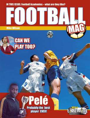 Football Mag by Mike Wilson