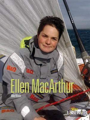 Ellen Macarthur by Mike Wilson
