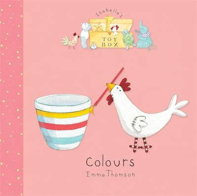 Colours by Emma Thomson