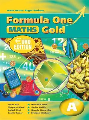 Formula One Maths Euro Edition Gold Pupil's Book A by