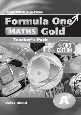 Formula One Maths Euro Edition Gold Teacher's Pack A by