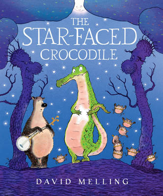 The Star Faced Crocodile by David Melling