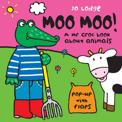 Moo Moo by Jo Lodge