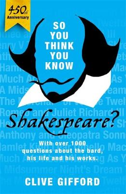 Shakespeare by Clive Gifford