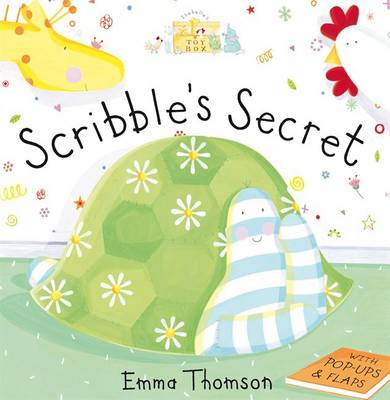 Scribble's Secret by Emma Thomson