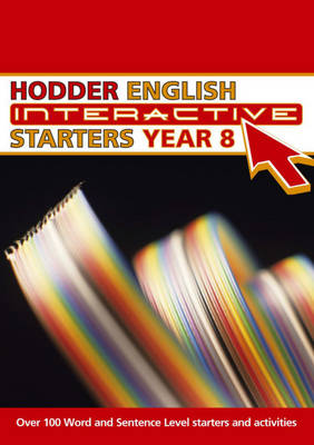 Hodder English Interactive Starters by Sue Hackman, Karen Blake, Linda Hill, Nick Wells