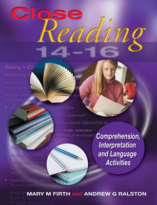 Close Reading 14-16 by Mary M. Firth, Andrew G. Ralston
