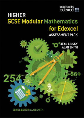 Edexcel GCSE Modular Maths Higher Assessment Pack by Jean Linsky