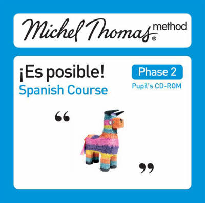 Spanish School Pupils Es Posible Spanish: the Michel Thomas Method by Michel Thomas, Paul Howard