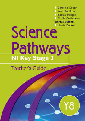 Science Pathways Teacher's CD by Caroline Greer, Iona Hamilton, Jacqui Milligan, Phyllis Vandevyver