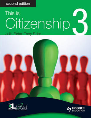 This is Citizenship Pupil Book by Terry Fiehn, Julia Fiehn