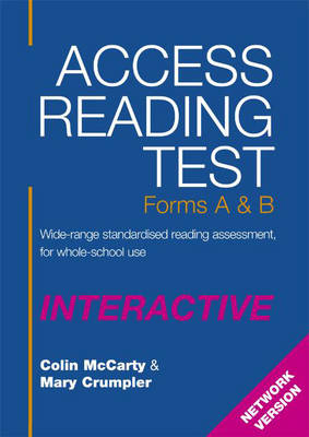 Access Reading Test Interactive (ARTi) A & B Network CD-ROM by Colin McCarty, Jeremy Swift